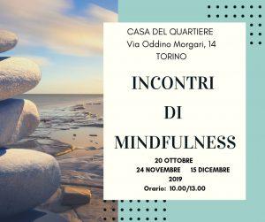 incontri di mindfulness torino