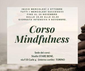 Corso Mindfulness 2019