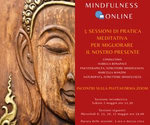 mindfulness on line torino