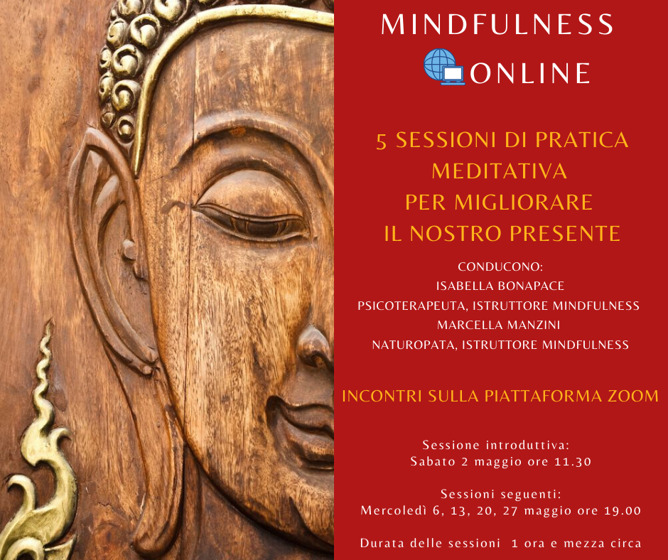 mindfulness on line torino