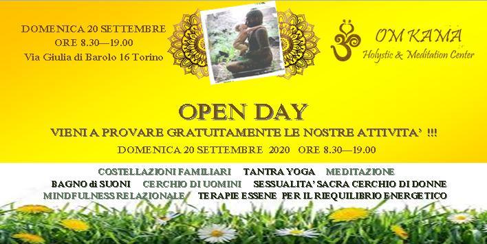 open day mindfulness torino